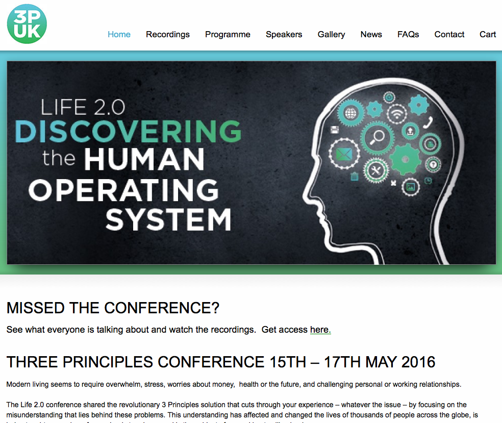 3pconference.org website